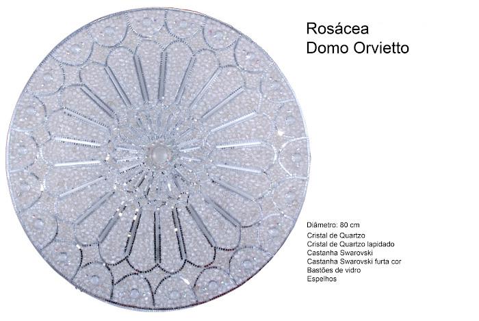 Rosácea Domo Orvieto