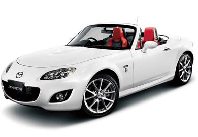 20th Anniversary MX5