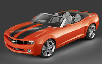 Convertible Muscle Cars