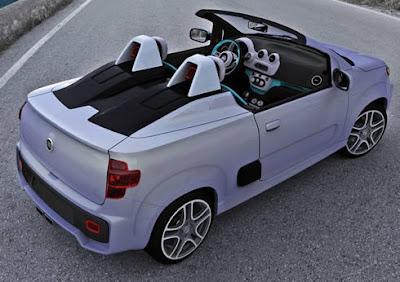 Fiat Uno Convertible