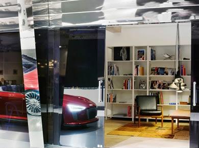 Audi  e-den Charging Station