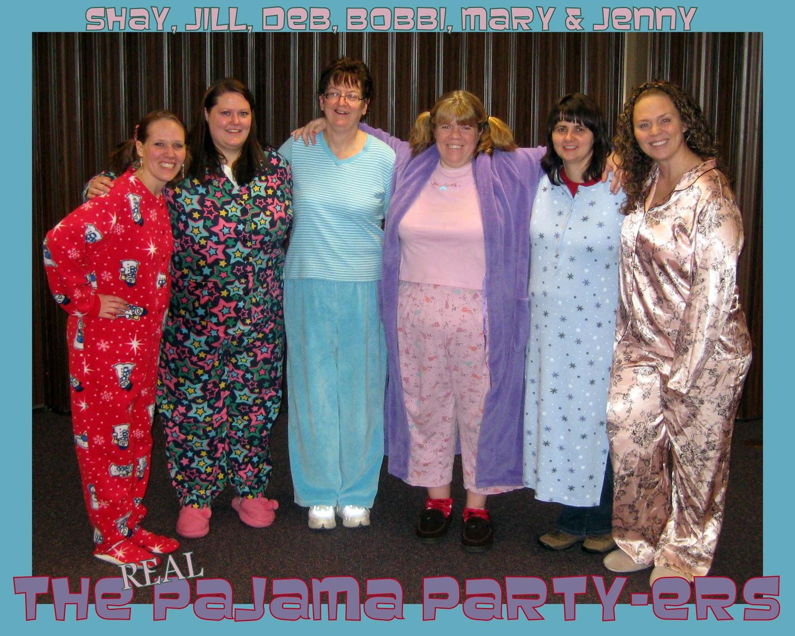 Pajama Christmas Party Ideas Part - 28: Ward Christmas Pajama Party