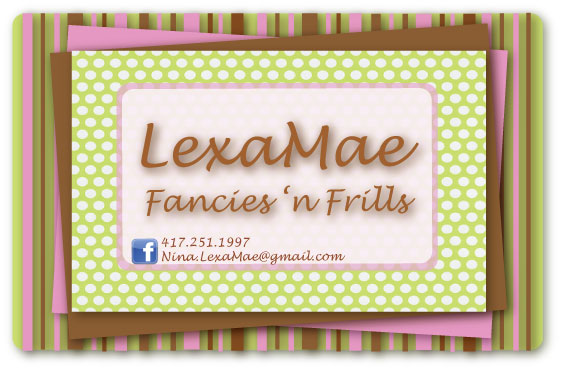 LexaMae Fancies 'n Frills