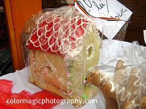 gingerbread house-lebkuchen