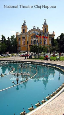 National Theatre Cluj Napoca