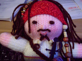 Knit your own Captain Jack!