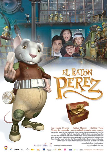 El raton Perez movie