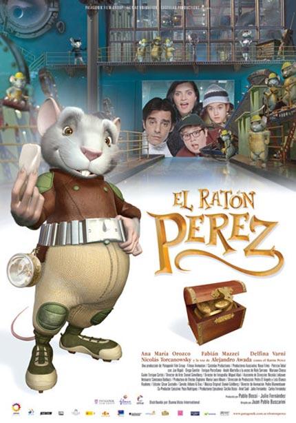 El raton Perez movie