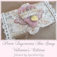 Petite Inspirations Valentine&#39;s Swap