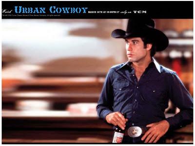 John Travolta em Urban Cowboy c35ba7fb910