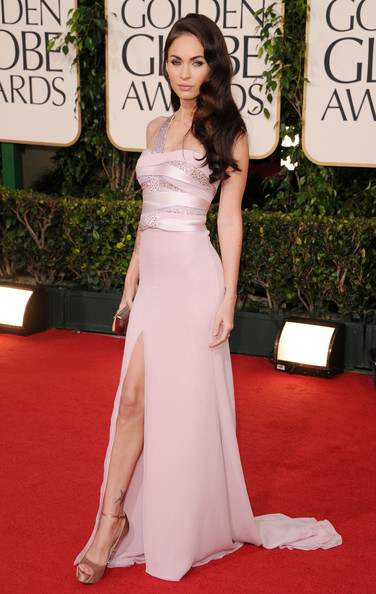 Young Hollywood Glamour: Megan Fox In Armani Prive