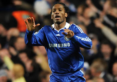 calcio, premier league, risultati, classifica, chelsea, drogba