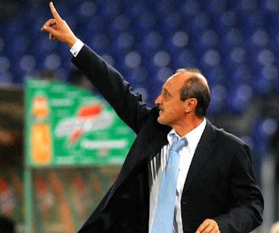 Rossi annuncia l'addio alla Lazio