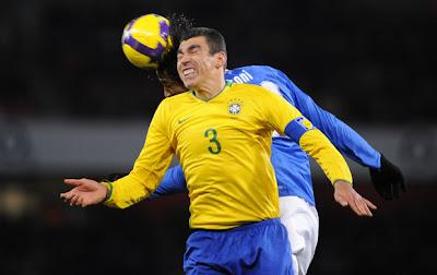 Lucio, colpo Inter