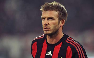 Beckham e il Milan, si ripete