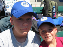 Blake and Bren