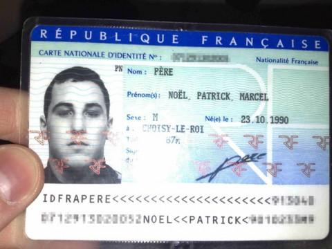 Carte d identit du p re no l pdf gratuit avis - Deco noel la foir fouille ...