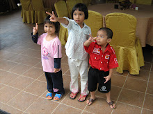 Jeha, Aisy & Anak Ustaz Suffindi