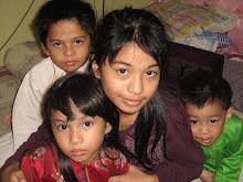 Zirah,Jeha,Is & Aisy