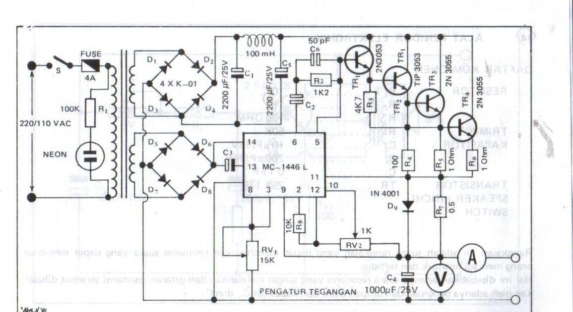 power supply regulator 0