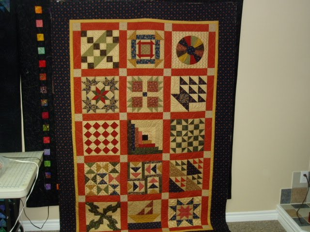 Quilt Patterns Slaves Used : Jane s In Stitches: Underground Railroad