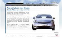 Prius Start Now!