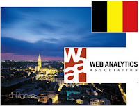 Web Analytics Wednesday is back to Antwerp