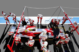 Formula One is TEAMWORK