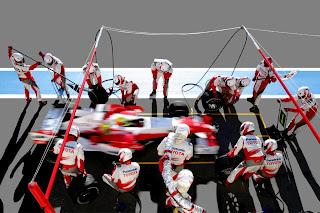 Formula One is TEAMWORK
