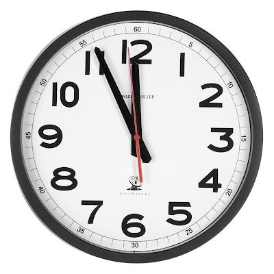 Lær klokka på tysk