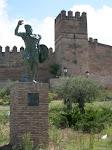 Fundador de Badajoz , Ibn Marwan