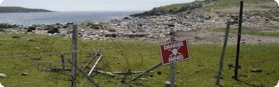 FALKLAND ISLANDS: LANDMINES AND ORDNANCE | FALKLAND ISLANDS PRESS ...