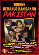 Tabung Kemanusiaan Banjir Pakistan (Klik untuk besarkan)