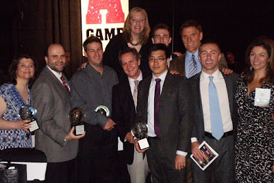 Axiom bringing their 'A'Game to the 2010 Crystal Awards Show