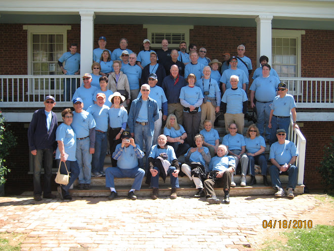 The 2010 NSCWR Battlefield Tour