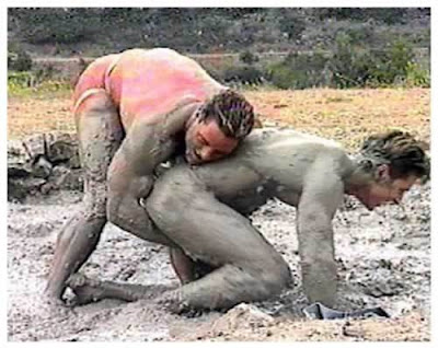 from Emory gay turkish mud wrestling