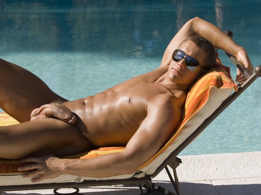 Men beautiful naked