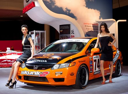 Auto  Racing on Irl Car And A Newly Released Crosstour  Not To Mention The Models