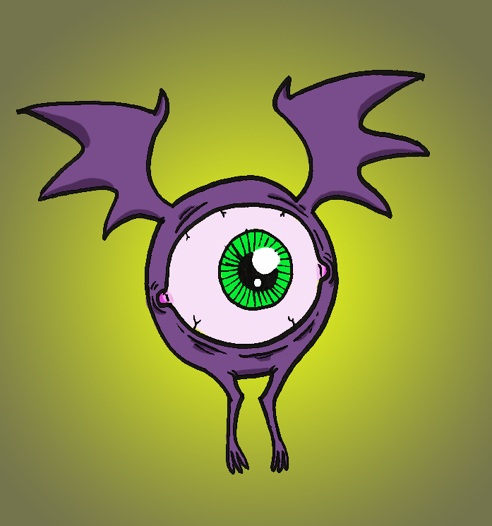 Flying Eyeball Related Keywords & Suggestions - Flying Eyeball Long ...