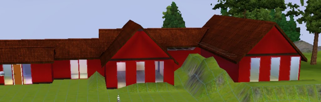 Sims  How To Build On Slopes