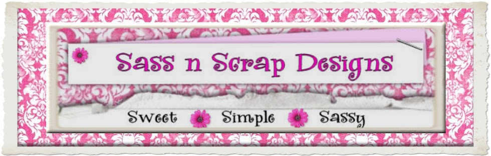Sass n Scrap Designs