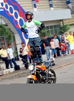 Senior Freestyle Indonesia : Lucky - Bandung Stunt Rider ( KNC Bandung )