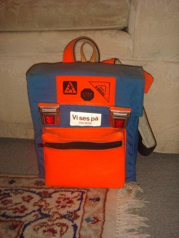 reflekser til skoletasken
