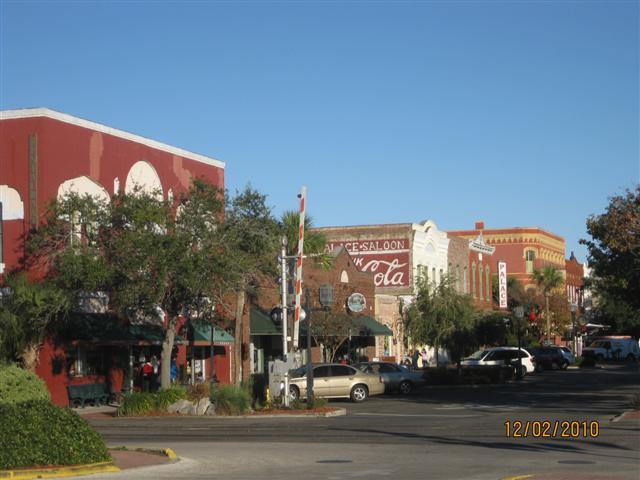 Main Street in Fernandina Beach