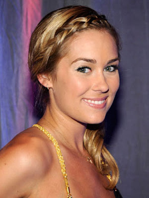 lauren conrad hair. lauren conrad hair updo