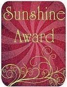 Mijn eerste blog award.