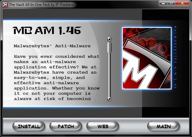 Is the malware bytes anti malware license key phone popup screen