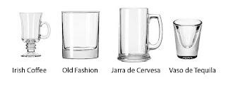 Vasos para c ctel for Vasos de coctel