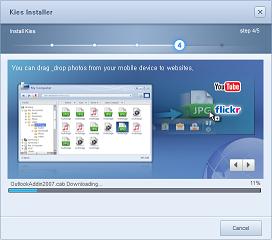 Para descargar Samsung Kies 1.5.3, sigue éste enlace: Descargar aquí