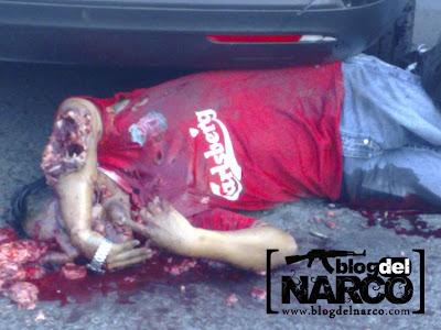 Fotos de los ejecutados en Poza Rica en la plaza gran patio 4